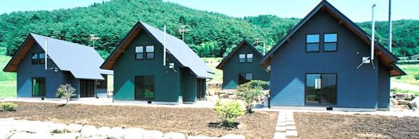 土地付き分譲住宅